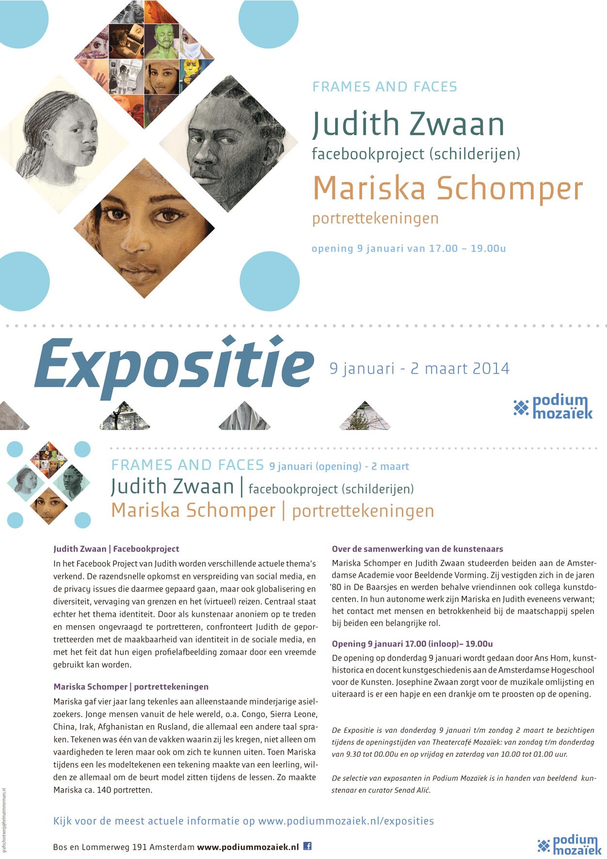 00 Expo judith zwaan 2013/14.indd